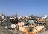「相馬市震災孤児等支援金支給基金」への 現地での義援金アクティビティ