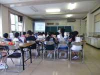 薬物乱用防止教室 千石小学校20130730-2f752stv8.jpg