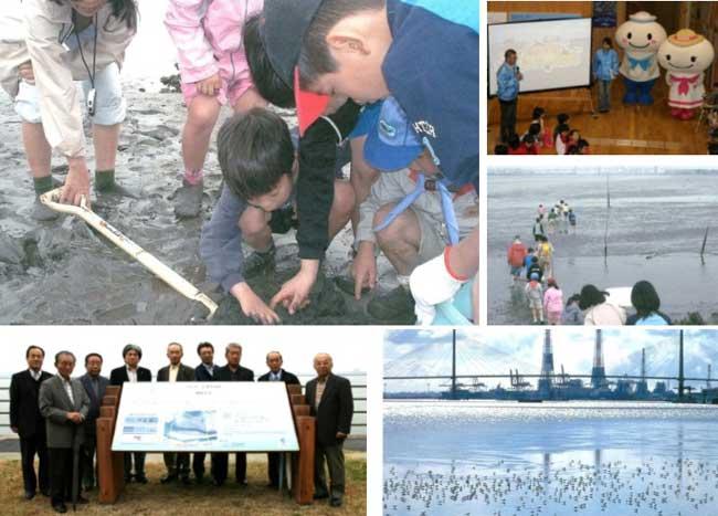 藤前干潟を守る会へ活動助成金贈呈