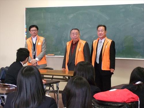 薬物乱用防止教室 at 名古屋経済高蔵高等学校